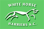 White Horse Harriers Logo